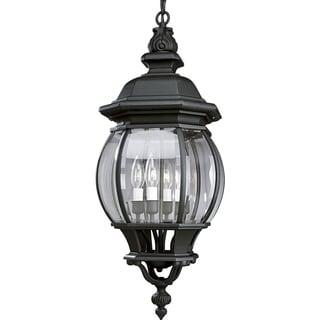 Progress Lighting P5501-31 Onion Lantern 4-light Hanging Lantern
