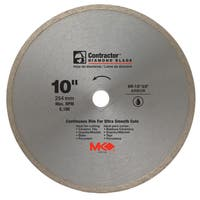 "MK Diamond 167031 10"" Contractor Diamond Blade"