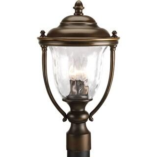 Progress Lighting P5484-108 Prestwick 3-light Post Lantern