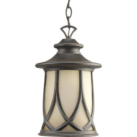 Progress Lighting P6504-122 Resort 1-light Hanging Lantern 8.5-inch