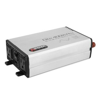 Wagan Elite 400W PRO Pure Sine Wave Inverter Charger