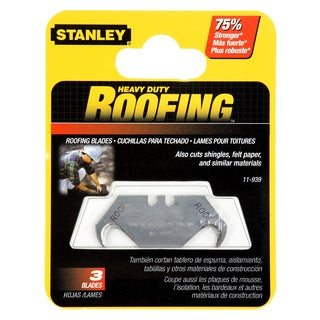 Stanley Hardware 11-939 3-count Heavy Duty Roofing Hook Blades