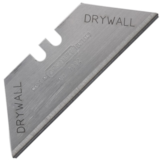 Stanley Hand Tools 11-937 3 Pack Heavy Duty Drywall Blades
