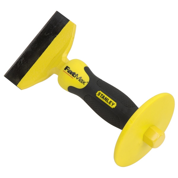 """Stanley Hand Tools 16-328 4"""" FatMax Brick Set With Bi-Material Handle Guard. Opens flyout."""