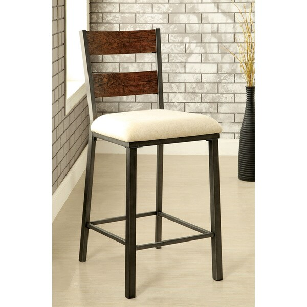 Homegoods Industrial Furniture Furniture Of America Kesso Industrial Metal 25 Inch