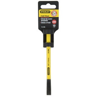 """Stanley Hand Tools 16-286 3/8"""" Cold Chisel"""