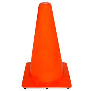 3M 90128-00001 18-inch Orange Safety Cone