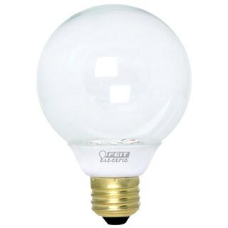 Feit Electric BPG25/CL/LED/RP 12 Watt Clear Accent LED Light Bulb