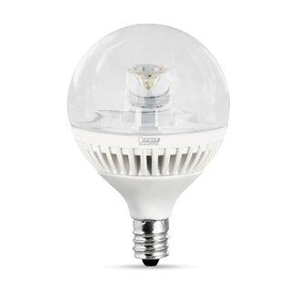Feit Electric BPG1612CLDMLED 4-4/5 Watt G16-1/2 Clear LED Accent Bulb