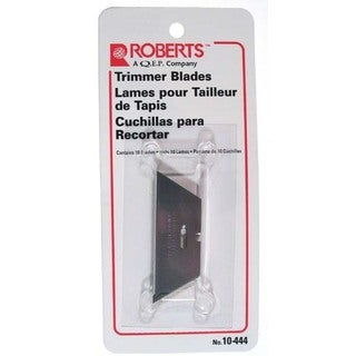 Roberts 10-444 Trimmer Replacement Blades