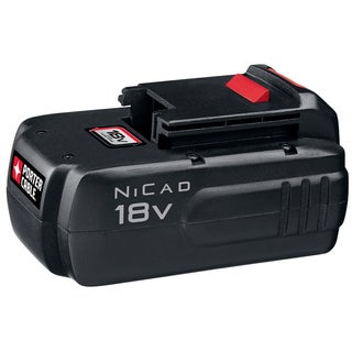 Porter Cable PC18B 18 Volt Nickel Cadmium Battery