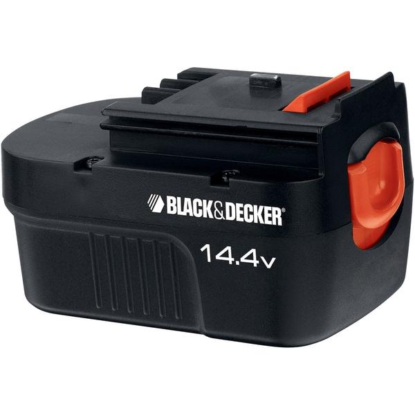 shop black decker power tools hpb14 14 4 volt spring loaded slide battery pack free shipping. Black Bedroom Furniture Sets. Home Design Ideas