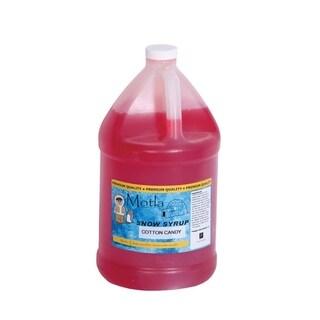 Motla 1 Gallon Cotton Candy Snow Cone Syrup