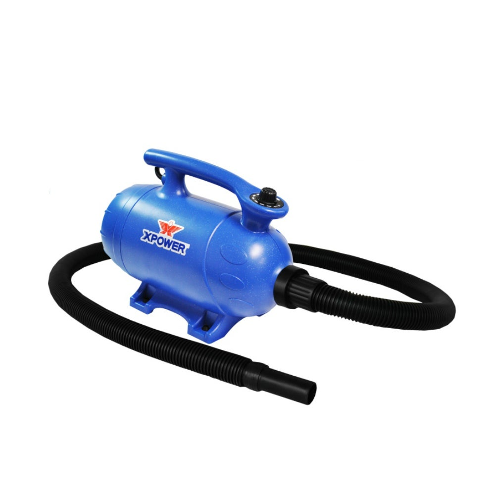 XPOWER B-5 Professional 2-in-1 Pet Force Dryer and Vacuum...