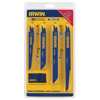 Irwin 4935496 11 Piece Set Reciprocating Saw Blades With WeldTec