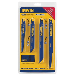 Irwin 4935496 11 Piece Set Reciprocating Saw Blades With WeldTec