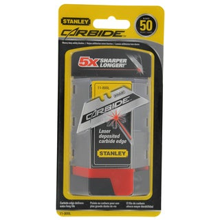 Stanley 11-800L Utility Blade 50-count