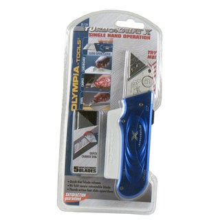 Olympia Tools 33-134 Blue X-Knife
