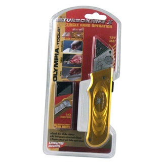 Olympia Tools 33-133 Gold X-Knife