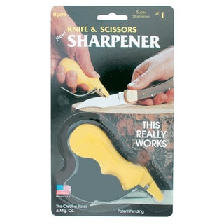 Creative Homeowner 1 Knife & Scissors Sharpener