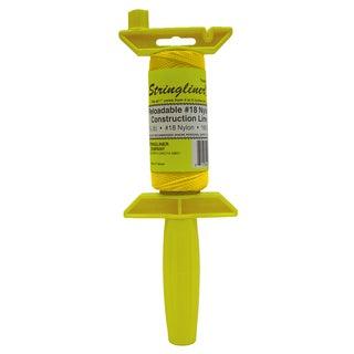 Stringliner 25400 ½Lb Twisted Gold Nylon Pro Reel Reloadable Construction Ln