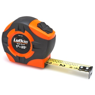 "Lufkin PQR1425 1"" X 25' Tape Measure"