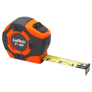 "Lufkin PHV1425D 1"" X 25' Measuring Tape"
