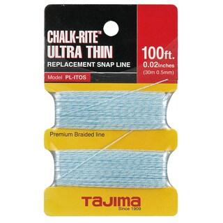 Tajima PL-ITOS 100' Replacement Snap Line