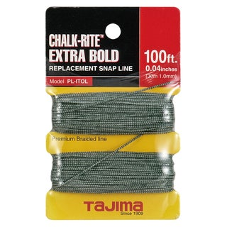 Tajima PL-ITOL 100' Replacement Snap Line