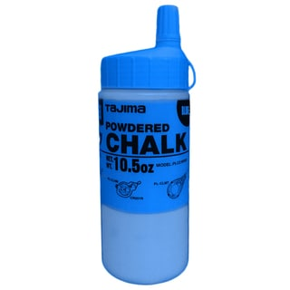 Tajima PLC2-B300 Blue 10.5 Oz Powdered Chalk