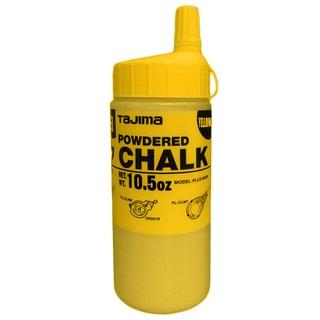 Tajima PLC2-Y300 Yellow 10.5 Oz Powdered Chalk