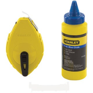 Stanley Hand Tools 47-442 2 Piece Chalkbox Set