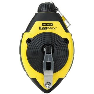 Stanley Hand Tools 47-140L 100' FatMax Chalk Line Reel