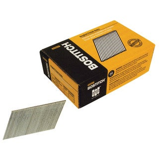 """Bostitch Stanley FN1536 3,655-count 2-1/4"""" 15 Gauge Angled Finish Nails"""