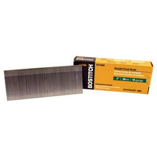 "Bostitch Stanley BT1350B 2,000-count 2"" Brad Nails"