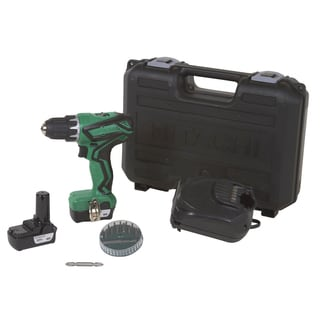 Hitachi DS10DFL2 12 Volt Lithium Ion Driver Drill