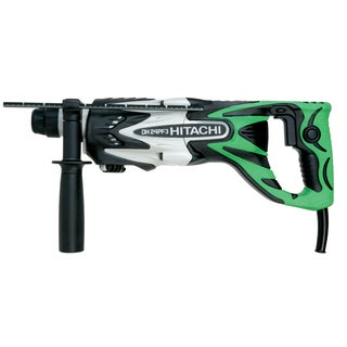 "Hitachi DH24PF3 15/16"" SDS Plus D Handle Rotary Hammer"