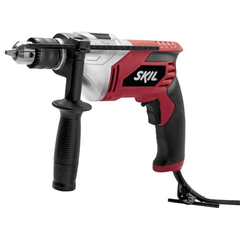 "Skil 6445-04 1/2"" 7 Amp Corded Hammer Drill"