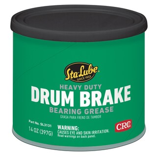 CRC SL3131 14 Oz Heavy Duty Drum Brake Bearing Grease