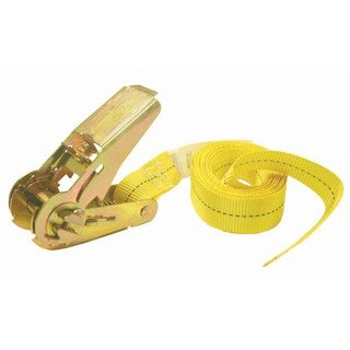 Keeper 85512 13' Yellow Ratchet Tie-Down