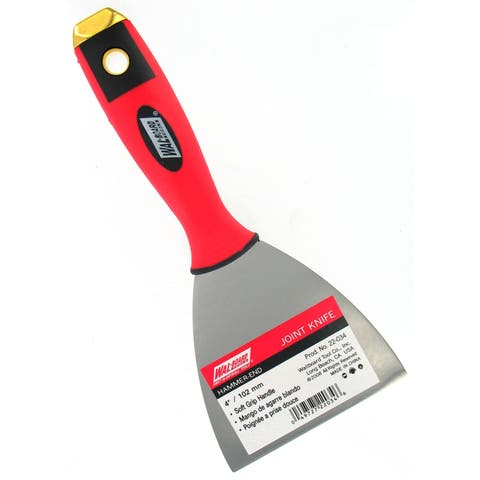 "Walboard 22-034 4"" Hammer End Joint Knife"