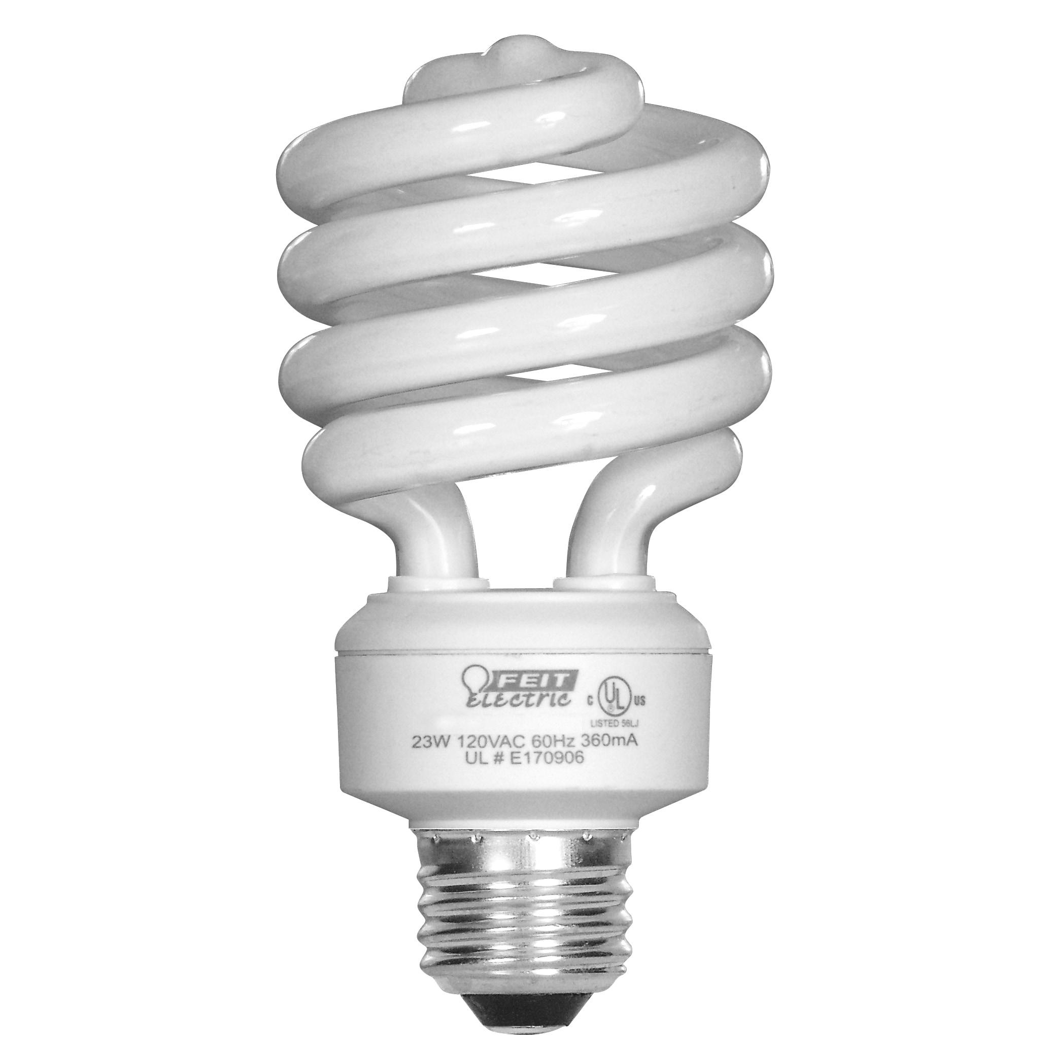 FEIT Electric ESL23TM/D/4 23 Watt Daylight Mini Twist Lig...