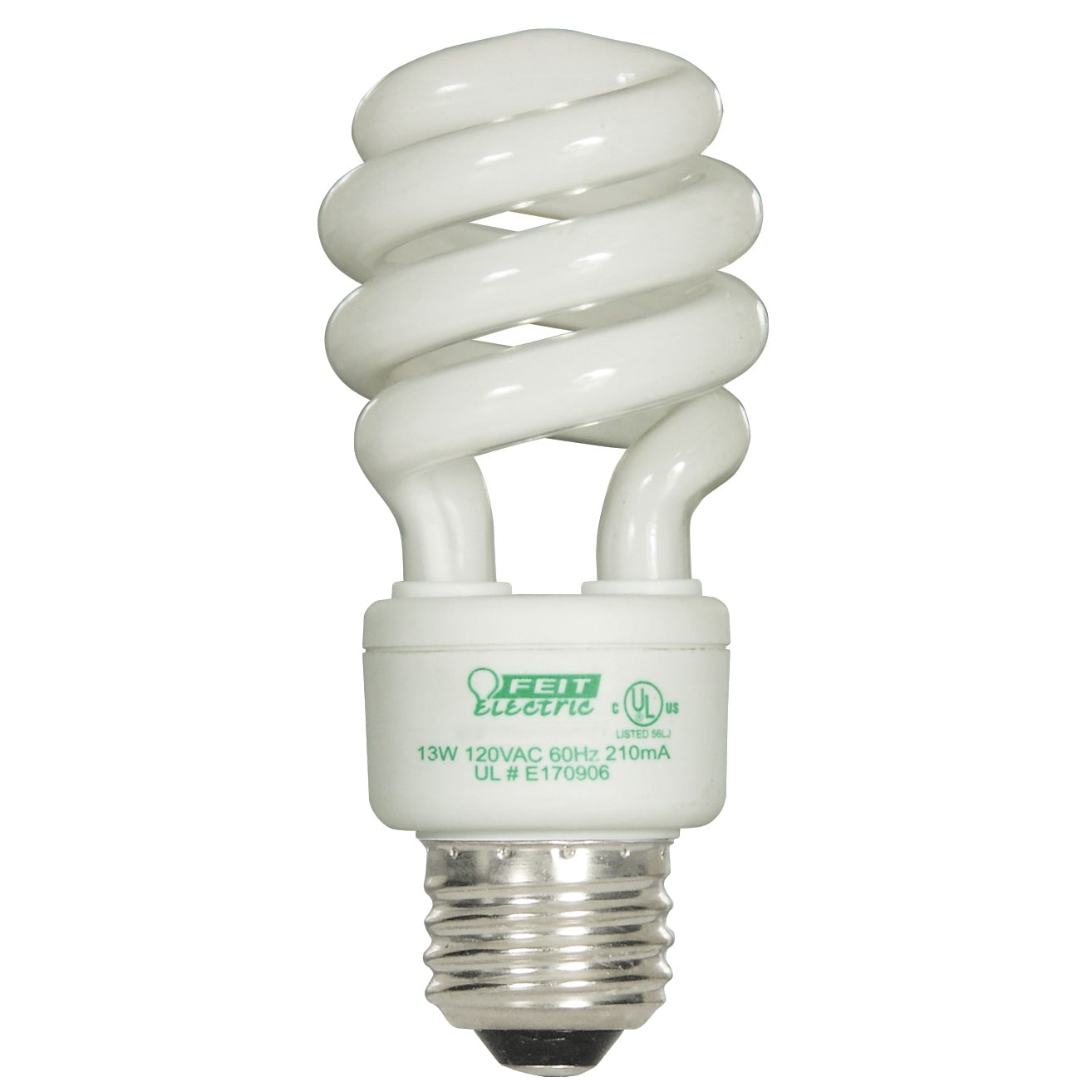 FEIT Electric ESL13T/D/4 13 Watt Daylight Mini Twist Ligh...