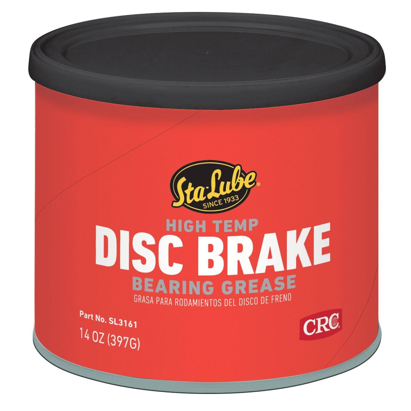 CRC Industries SL3161 1 Lb Disc Brake Hi-Temp Bearing Gre...