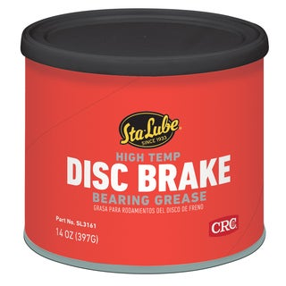 CRC SL3161 1 Lb Disc Brake Hi-Temp Bearing Grease