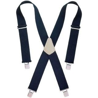 "CLC Work Gear 110BLK 2""Wide Black Work Suspenders"