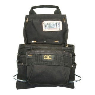 CLC Work Gear 5833 9 Pocket Nail & Tool Bag