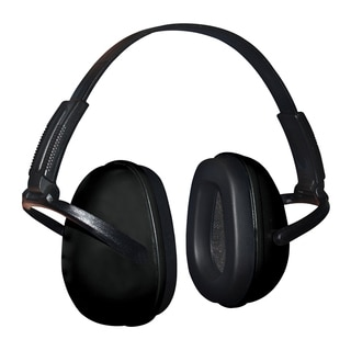 3M 91248-80025T Black Tekk Protection Folding Ear Muffs