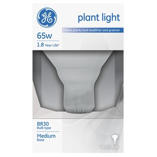 GE Lighting 20996 65 Watt Plant Light Bulb