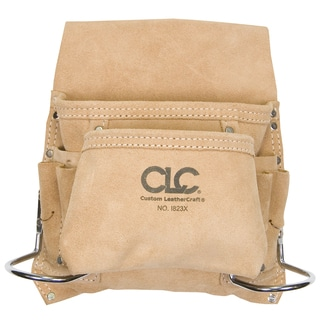 CLC Work Gear I823X 8 Pocket Carpenter's Nail & Tool Bag